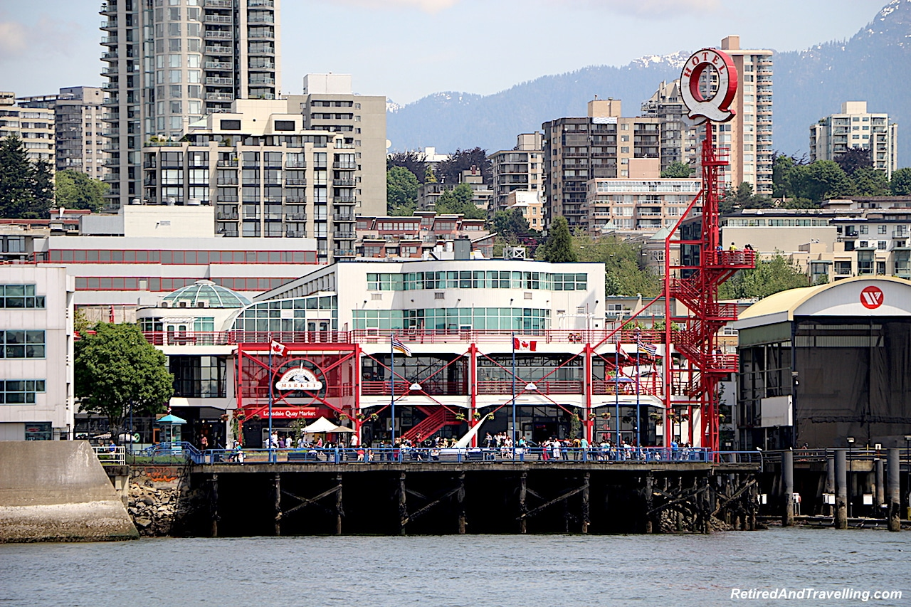 North Vancouver Lonsdale Quay - Vancouver Stop On An Alaska Cruise.jpg