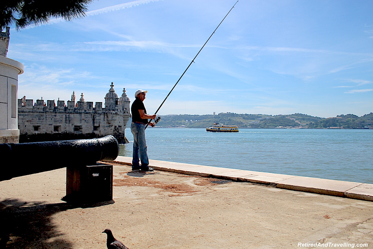 Belem Tower Fishermen - Explore The Belem Area in Lisbon.jpg