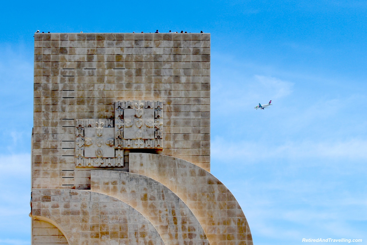 Monument of the Discoveries - Lisbon From On High.jpg
