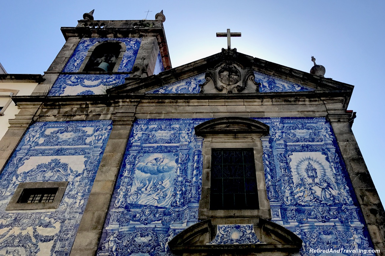 Church Capela das Almas de Santa Catarina - Art Everywhere When We Walked Around Porto.jgp