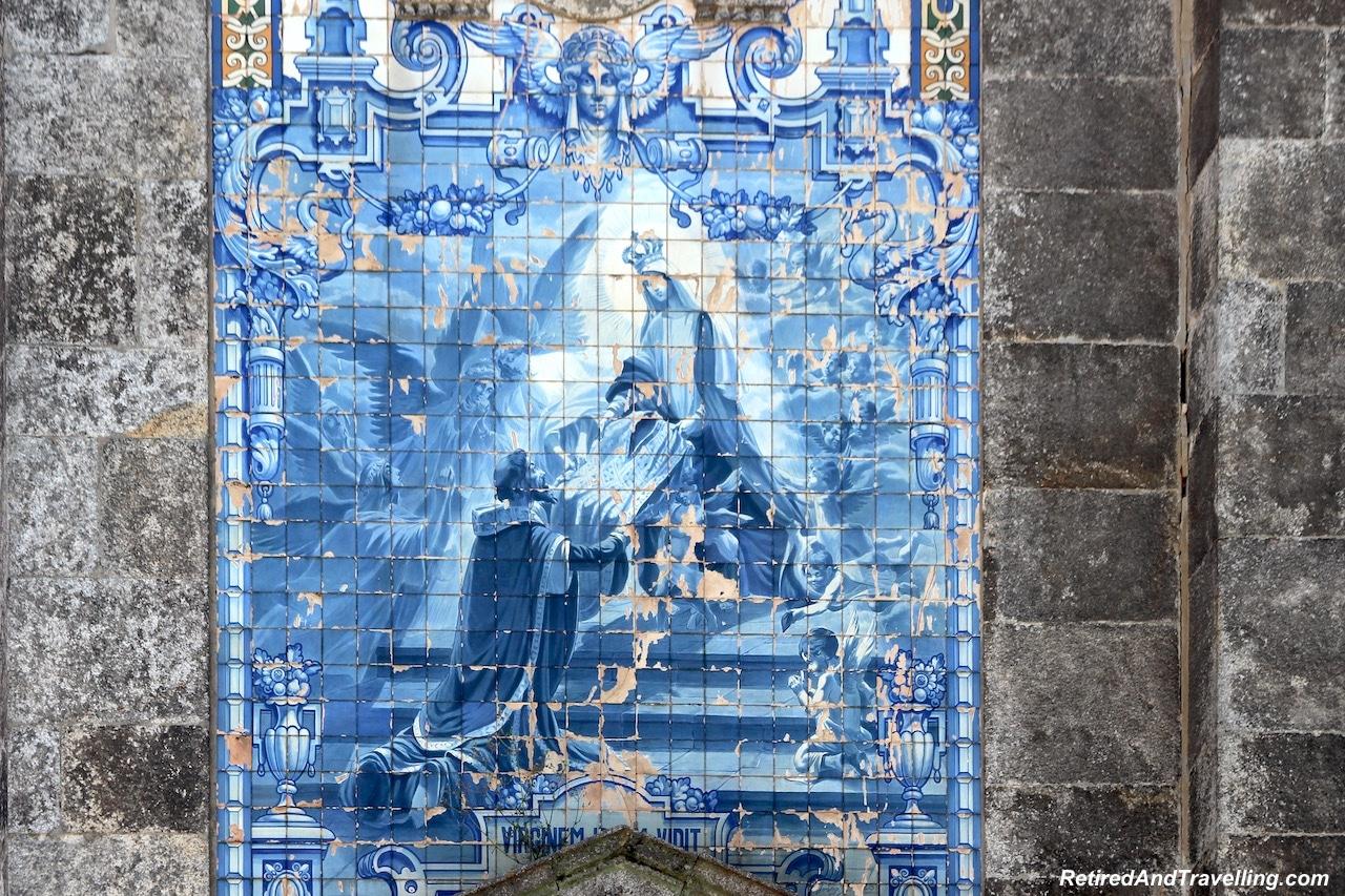 Church Igrejade S. Ildefonso - Art Everywhere When We Walked Around Porto.jgp
