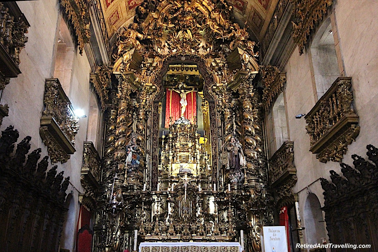 Church Igreja do Carmo - Art Everywhere When We Walked Around Porto.jgp