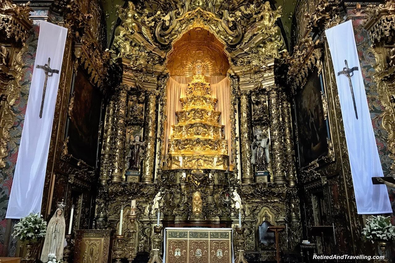 Church Igreja dos Camelitas - Art Everywhere When We Walked Around Porto.jgp