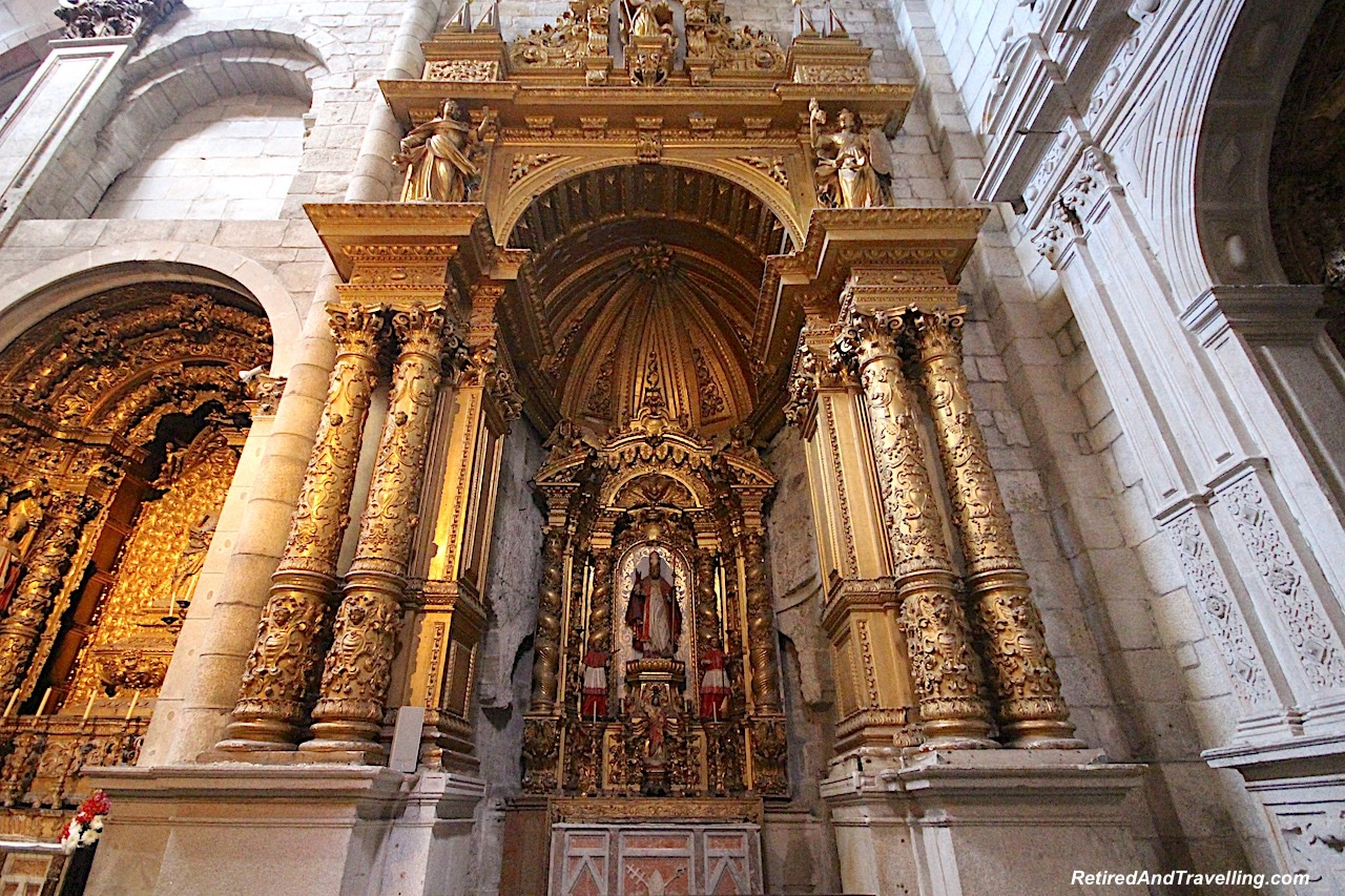 Church Se Cathedrale - Art Everywhere When We Walked Around Porto.jgp