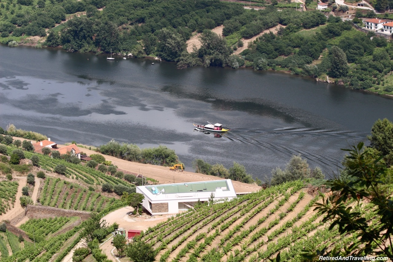 River Boats On N108 Route - Driving Along the Douro River Valley.jpg