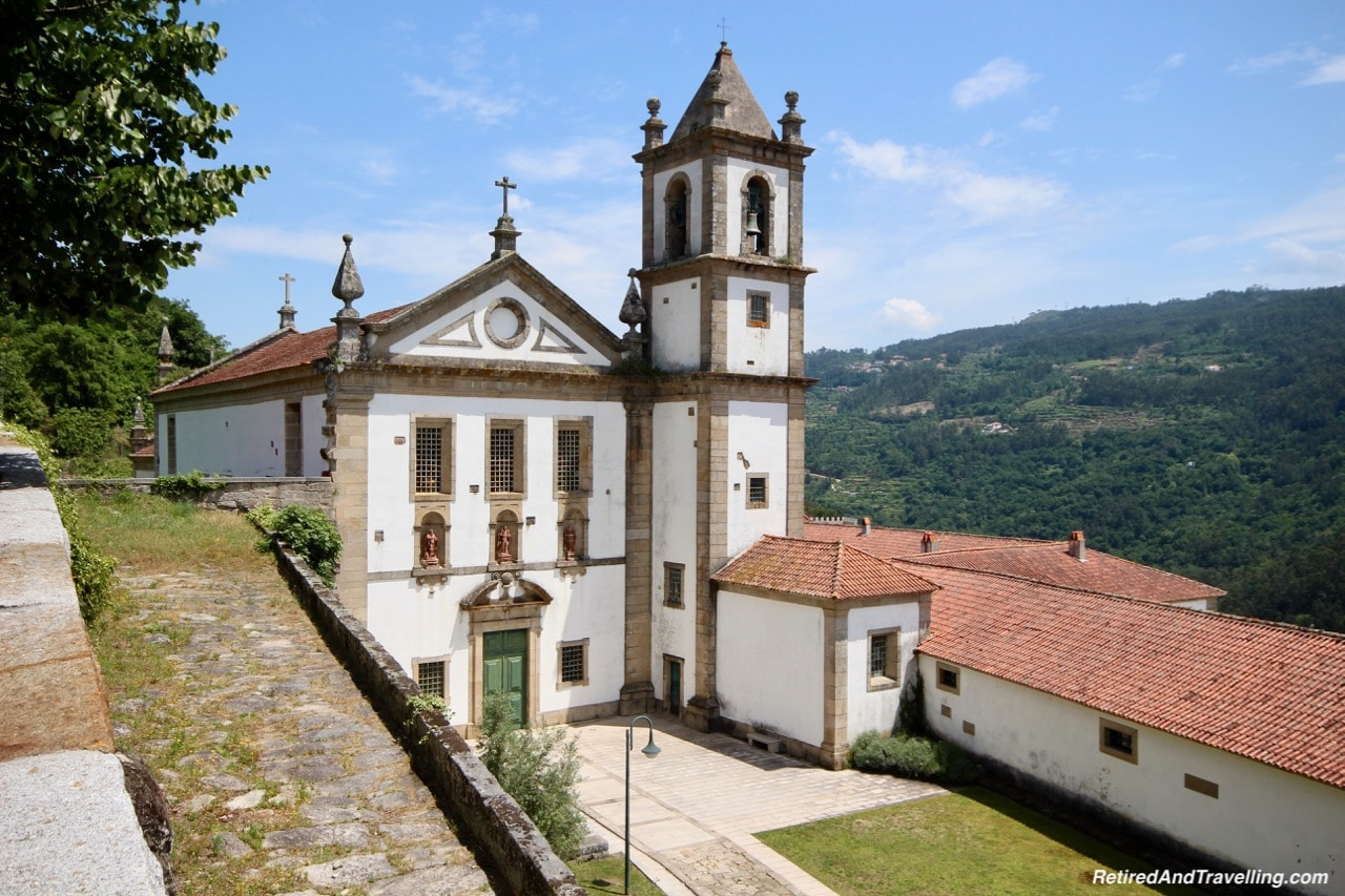 High Viewpoints On N108 Route - Driving Along the Douro River Valley.jpg