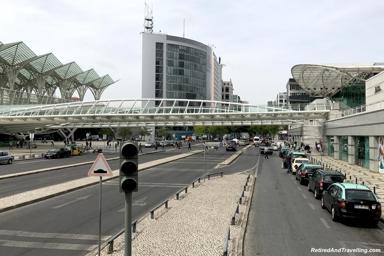 Orient Vasco Da Gama Station - Hop On Hop Off Bus - Start A Portugal Stay in Lisbon.jpg