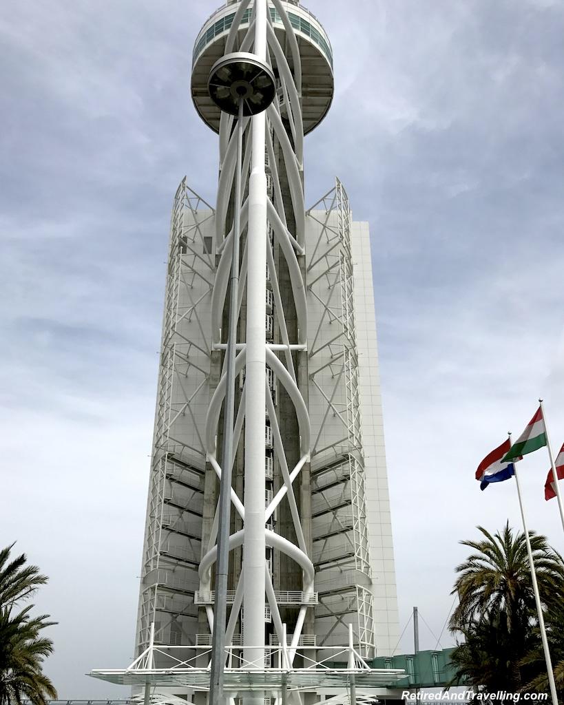 Orient Vasco Da Gama Tower - Hop On Hop Off Bus - Start A Portugal Stay in Lisbon.jpg