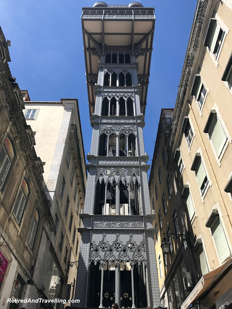 Santa Justa Lift - Start A Portugal Stay in Lisbon.jpg