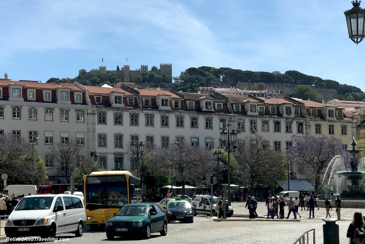 Castelo Sao Jorge View - Lisbon From On High.jpg