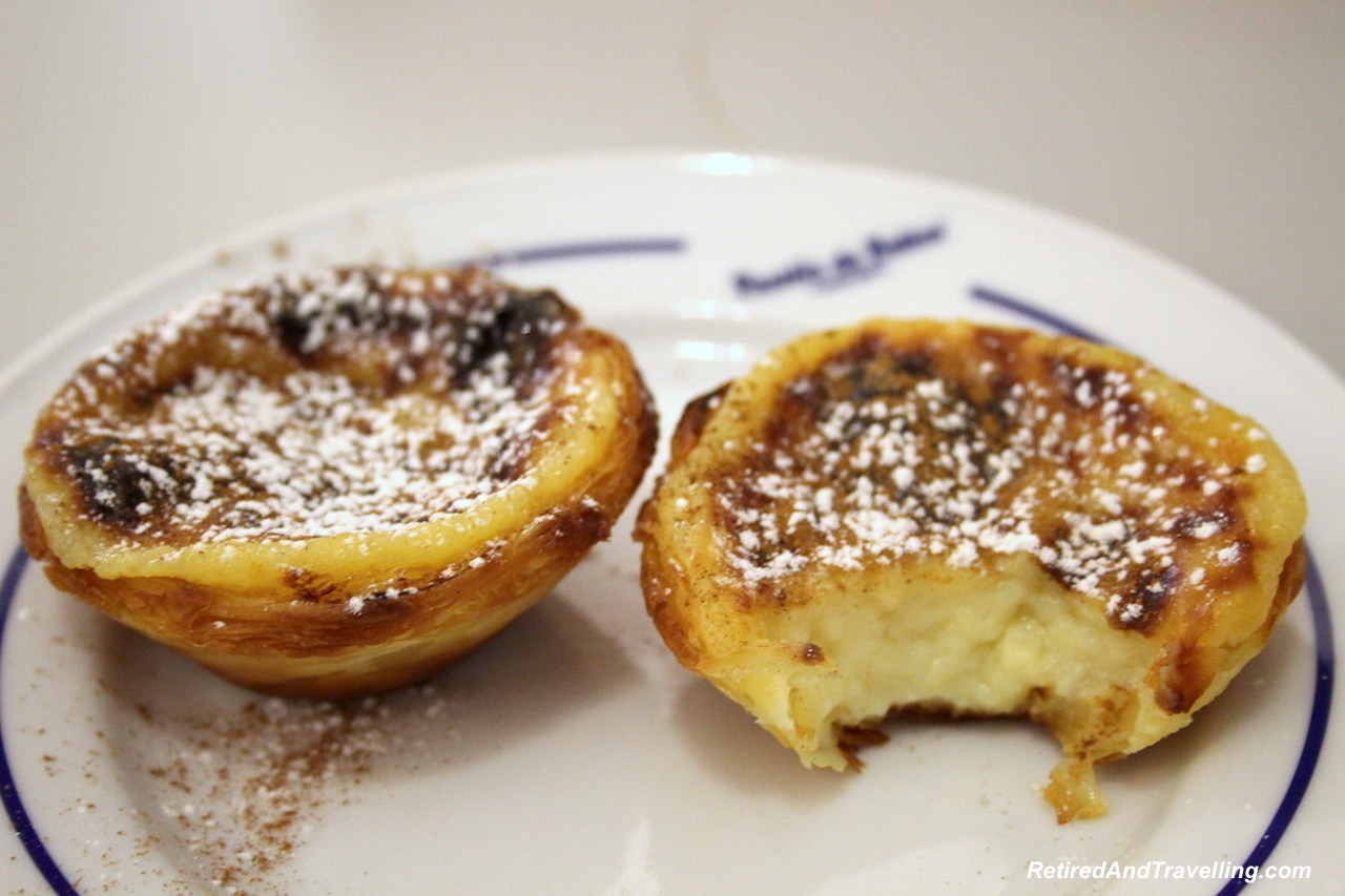 Nata Custard Tarts Portuguese Food - Start A Portugal Stay in Lisbon.jpg