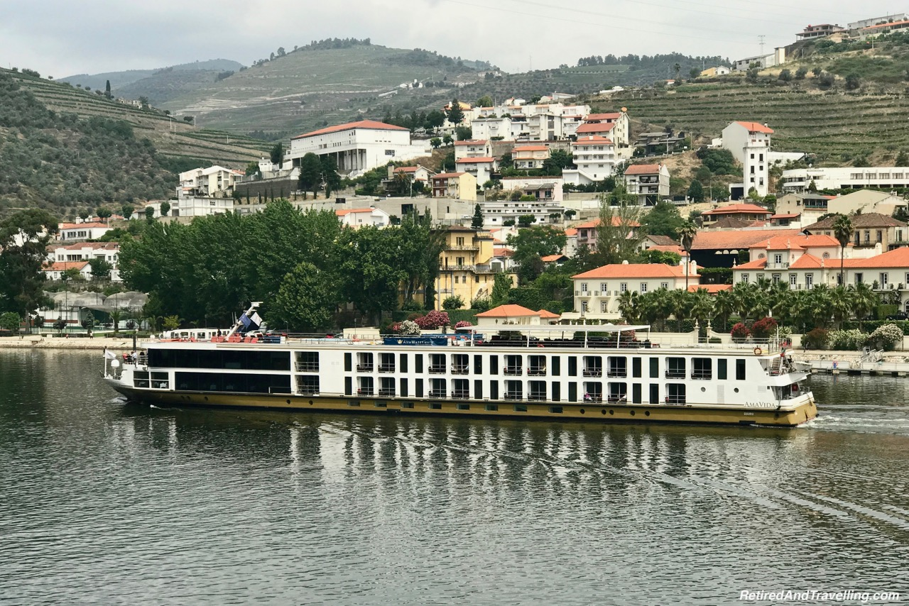 Cruise Boats in Pinhao - Driving Along the Douro River Valley.jpg