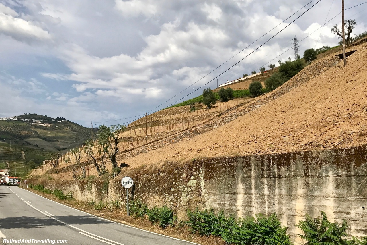 N322 in Pinhao - Driving Along the Douro River Valley.jpg