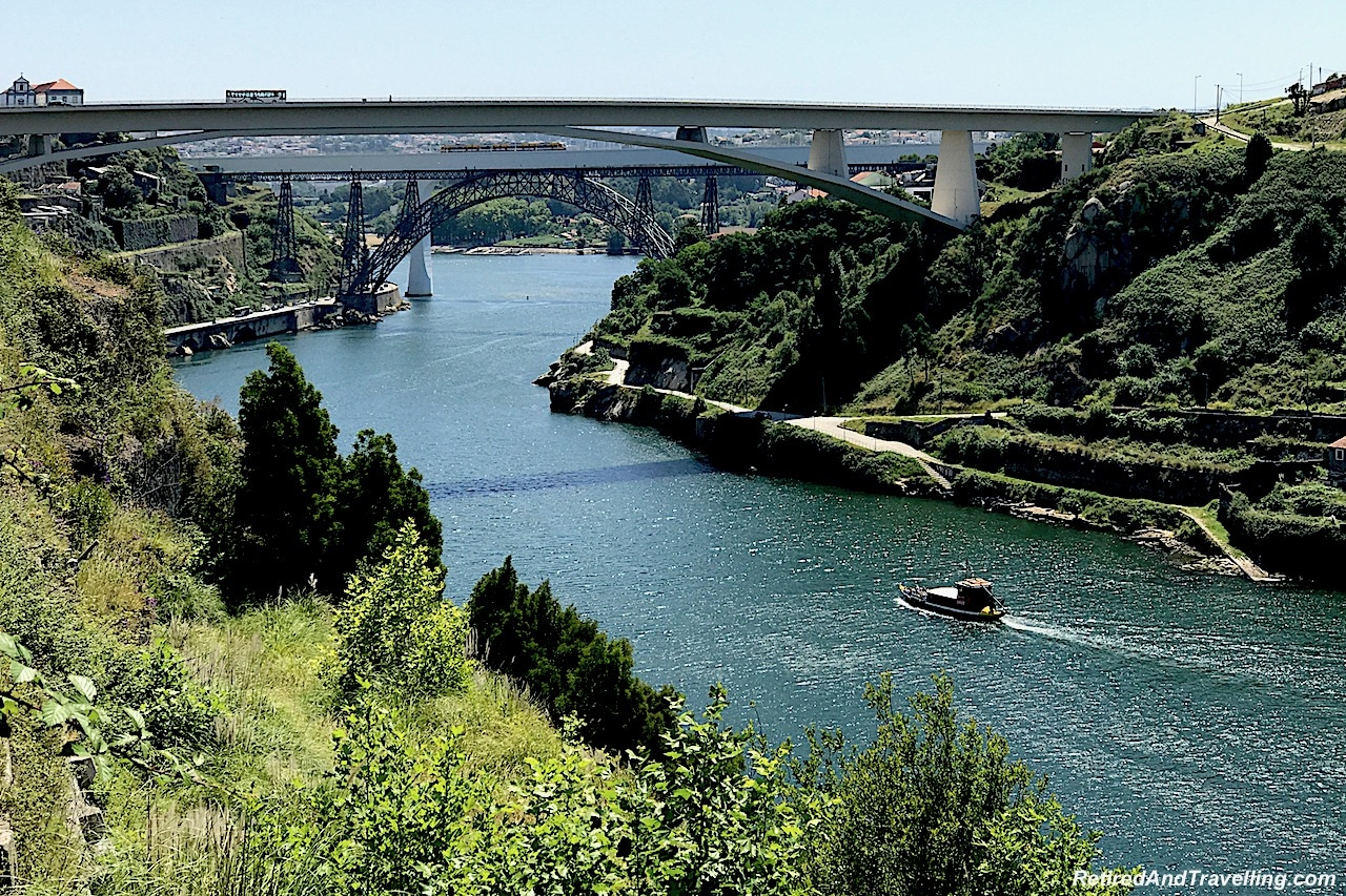 Ponte Do Infante D Henrique and O Maria Pia - Cruise The Douro River in Porto.jpg