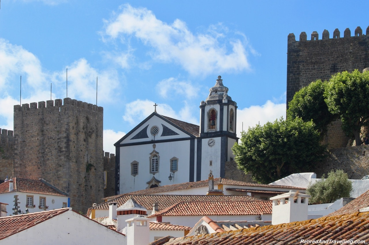 Castle Pousada - Stay In The Walled City of Obidos.jpg