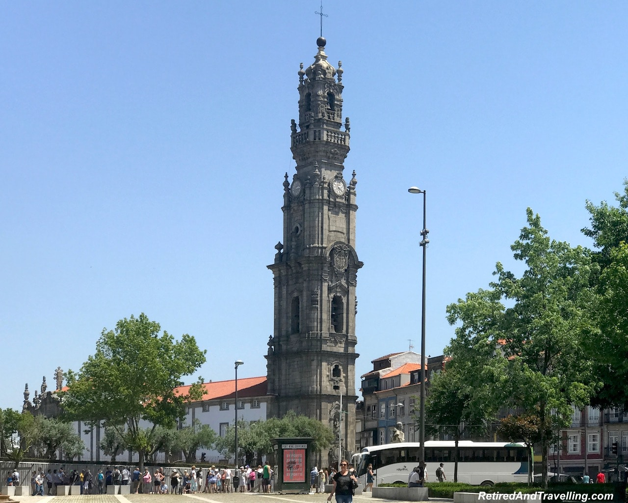 Church - Clérigos Tower - Things To Do In Porto.jpg