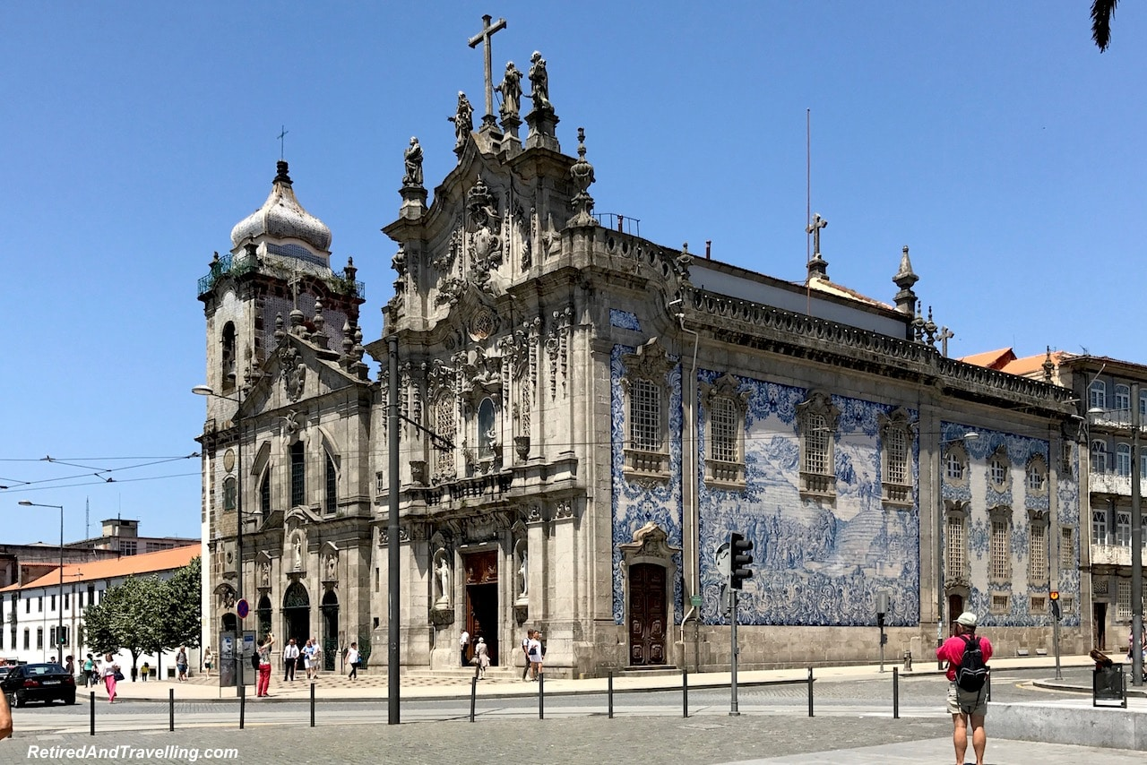 Church Igreja do Carmo - Art Everywhere When We Walked Around Porto.jgp