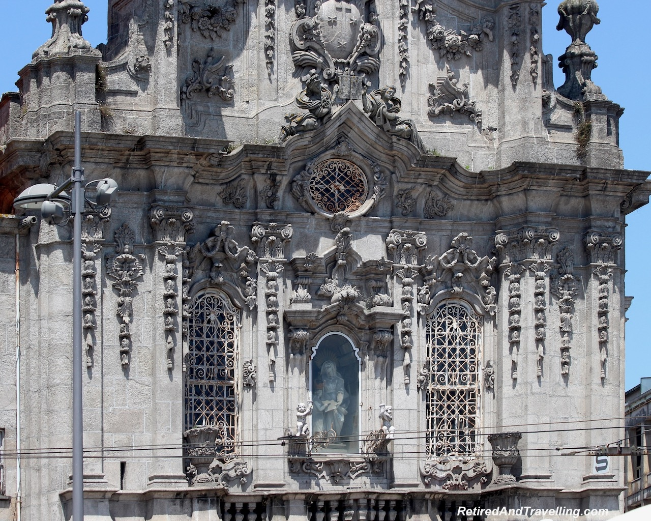 Church Igreja dos Camelitas - Art Everywhere When We Walked Around Porto.jgp