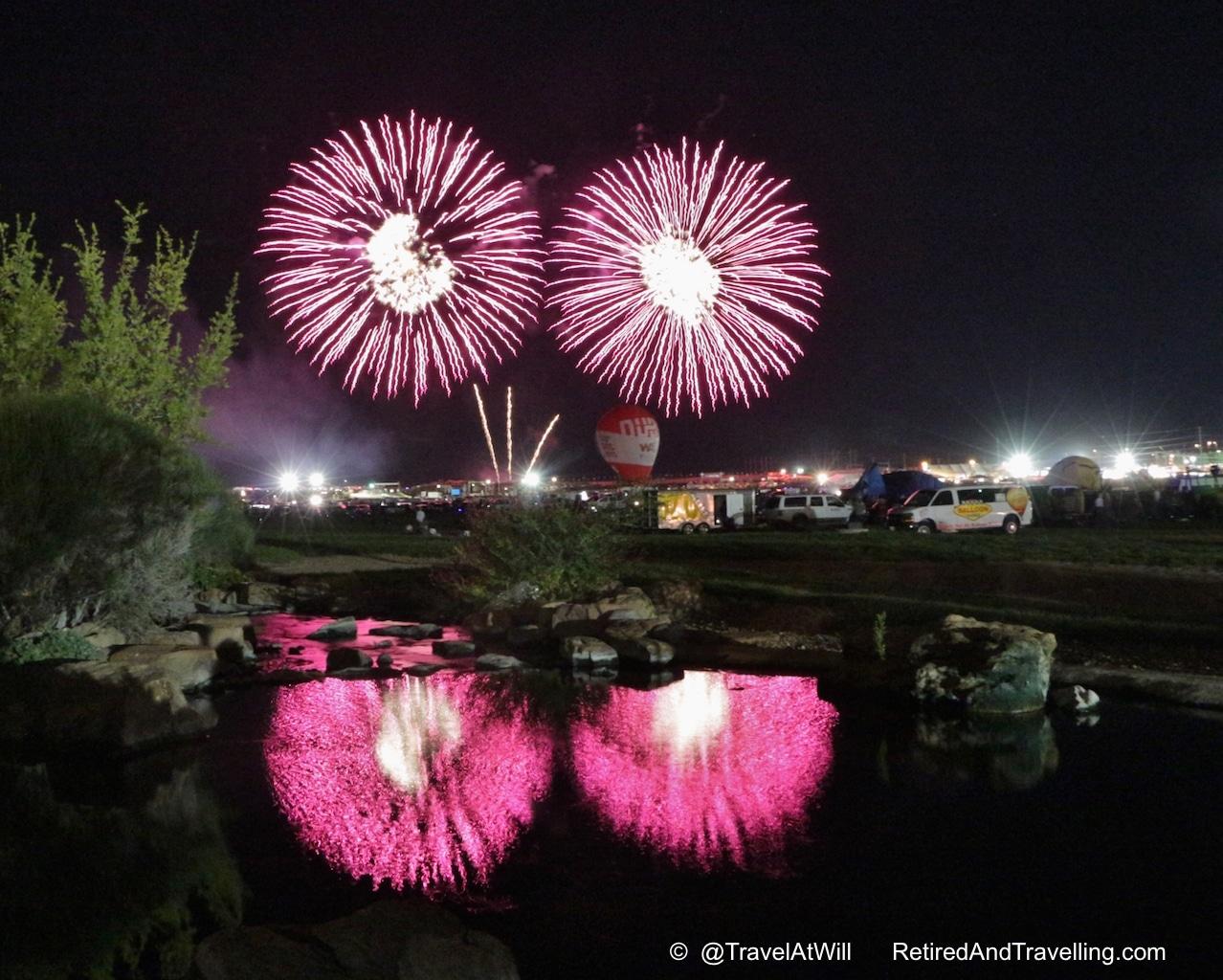 Balloon Fiesta Fireworks - Albuquerque In the Fall.jpg