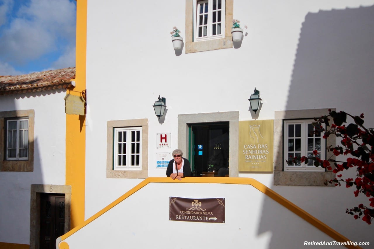Hotel Casa das Senhoras Rainhas - Stay In The Walled City of Obidos.jpg