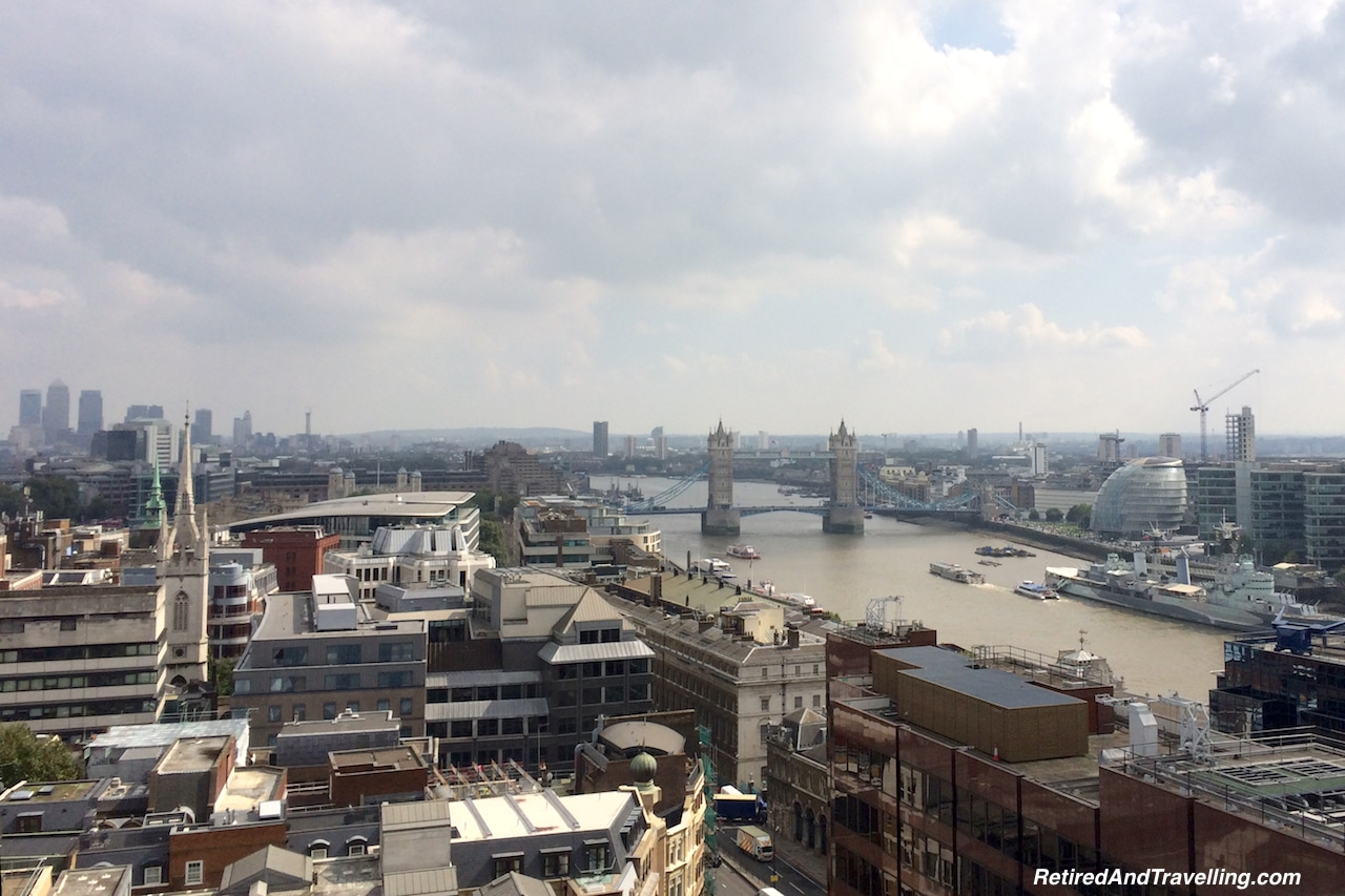 London Monument View - Tips For Visiting London.jpg