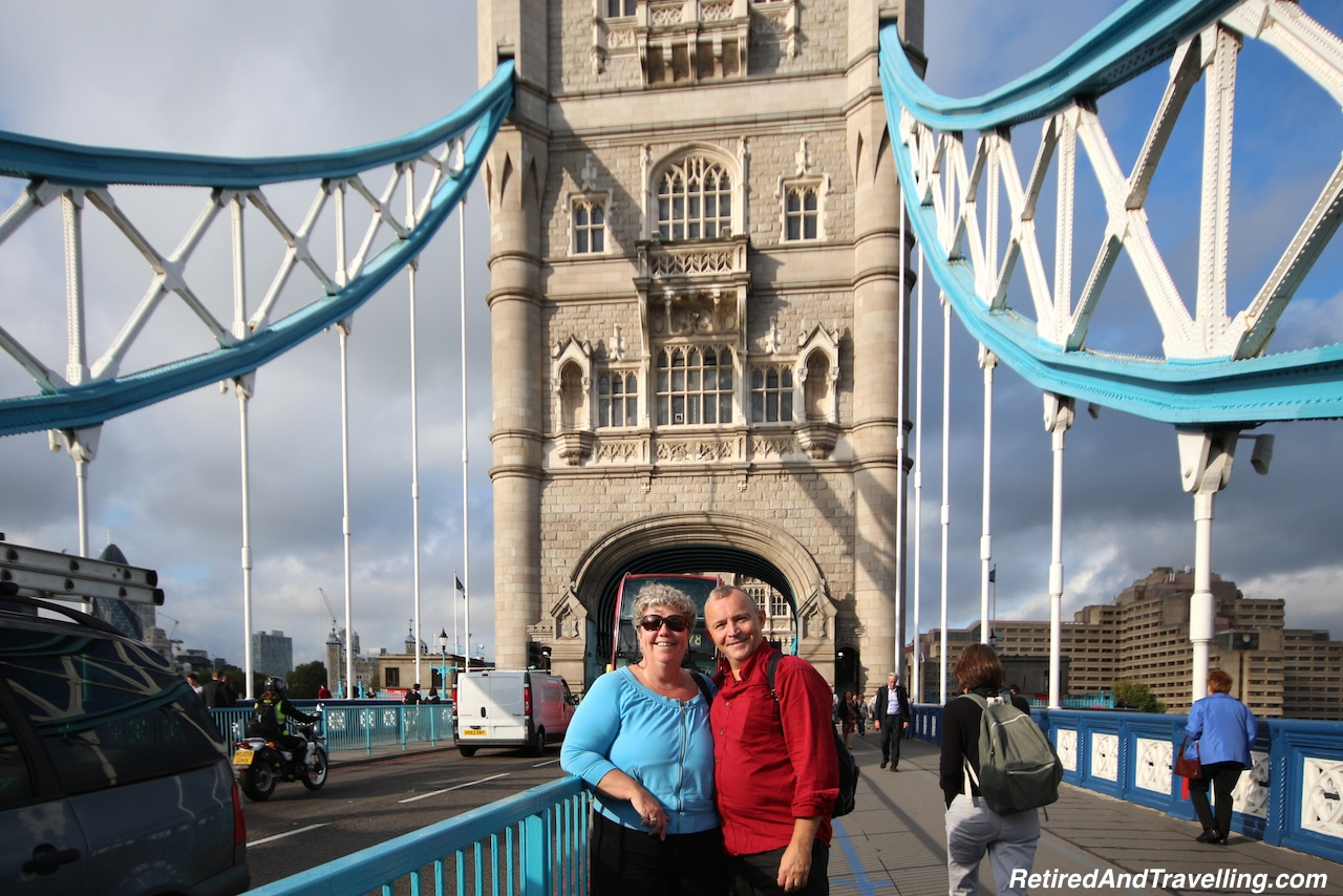 London Tower Bridge - Tips For Visiting London.jpg