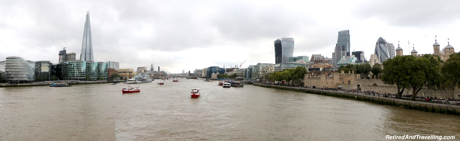 London Tower Bridge View - Tips For Visiting London.jpg