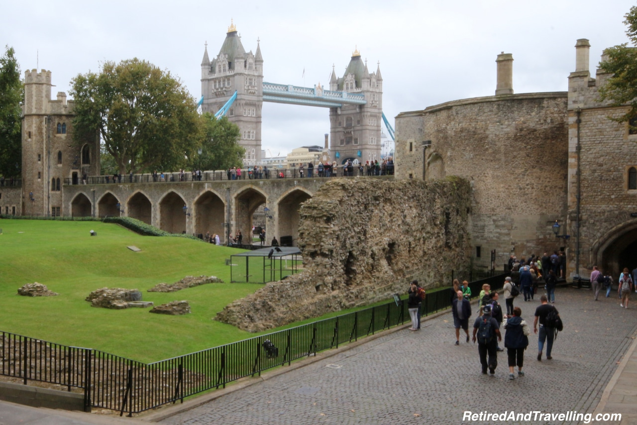 London Tower of London and Tower Bridge - Tips For Visiting London.jpg