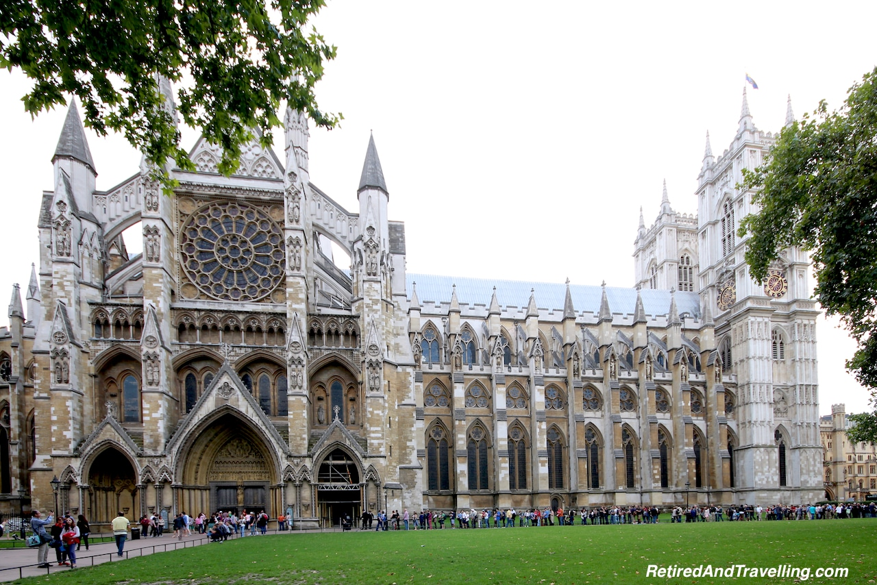 London Westminister Abbey - Tips For Visiting London.jpg