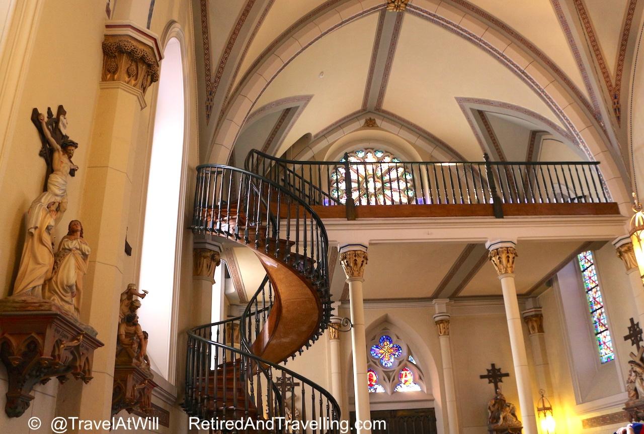 Loretto Chapel Santa Fe Day Trip - Albuquerque In the Fall.jpg