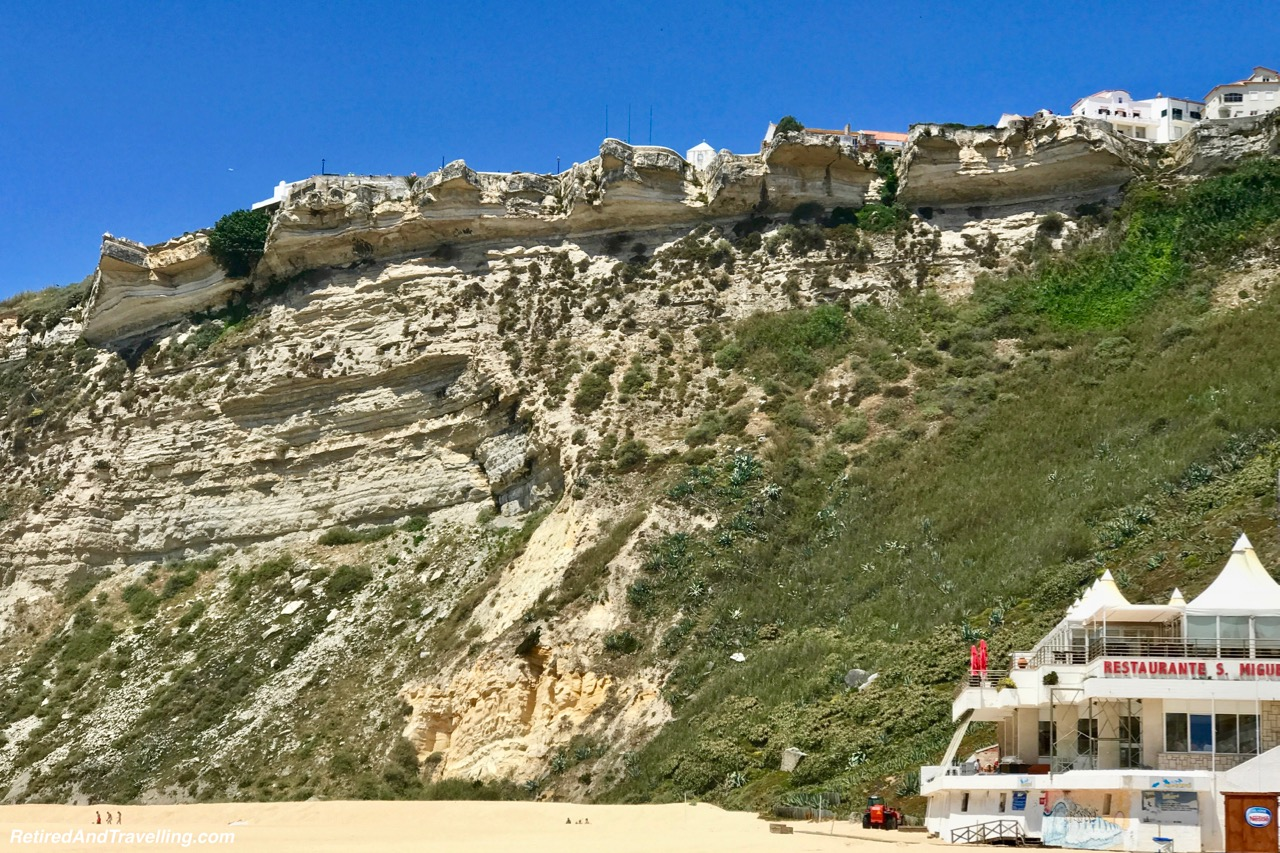 Beach Cliffs - Beach Town of Nazaré.jpg