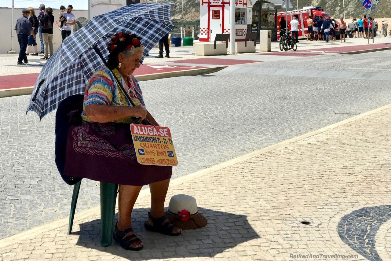 Old Ladies With Rooms To Rent - Beach Town of Nazaré.jpg