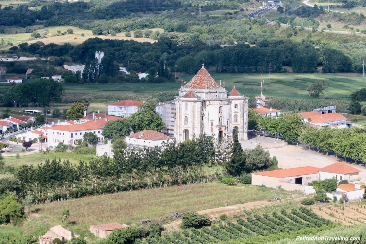 Church Sanctuaire du Seigneur Jesus de la Pierre - Stay In The Walled City of Obidos.jpg