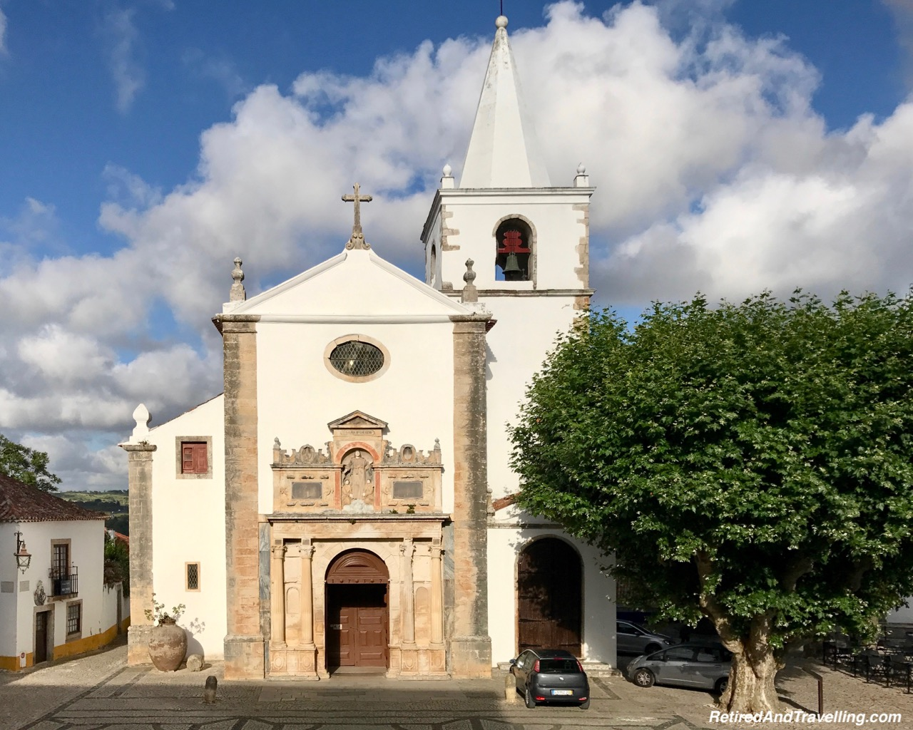St Mary's Church - Stay In The Walled City of Obidos.jpg