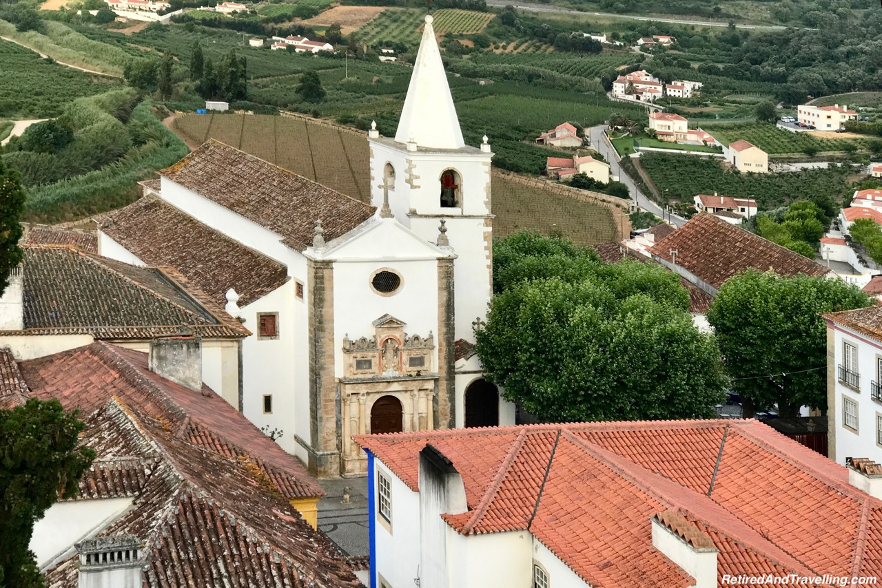 Churches - Stay In The Walled City of Obidos.jpg