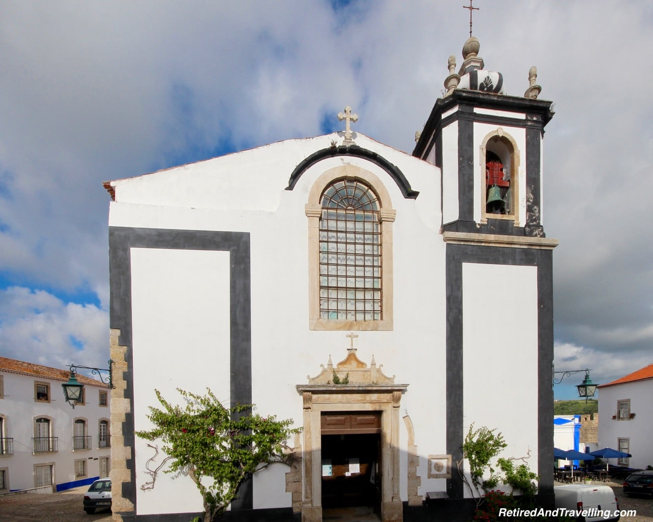 St Peters Church - Stay In The Walled City of Obidos.jpg
