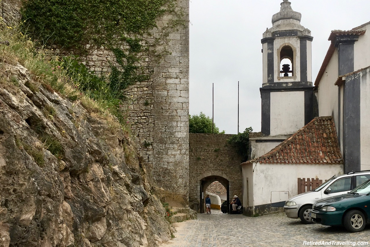 Castle Pousada Gate - Stay In The Walled City of Obidos.jpg