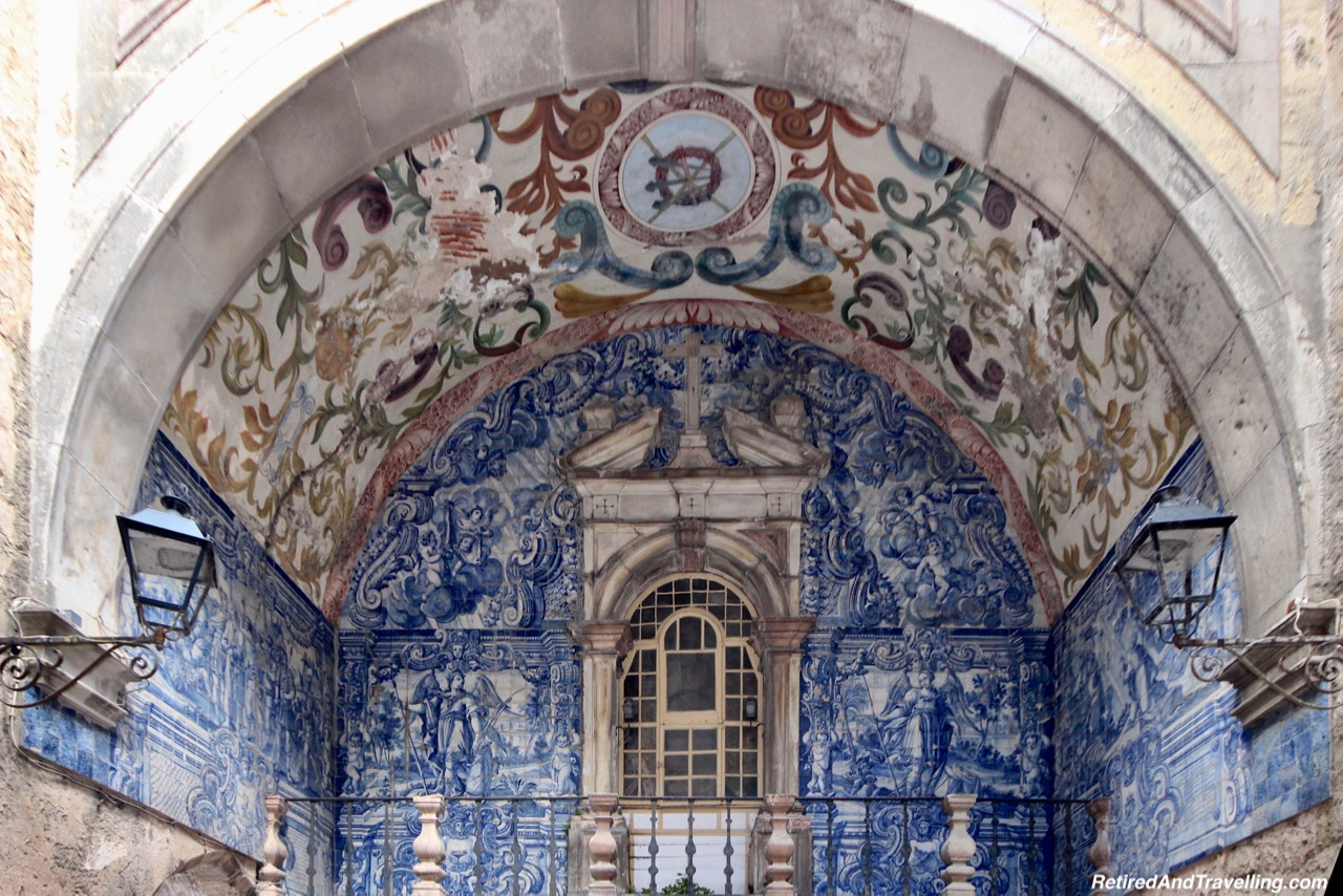 Town Gate and Our Lady of Piety Oratory Gate - Stay In The Walled City of Obidos.jpg