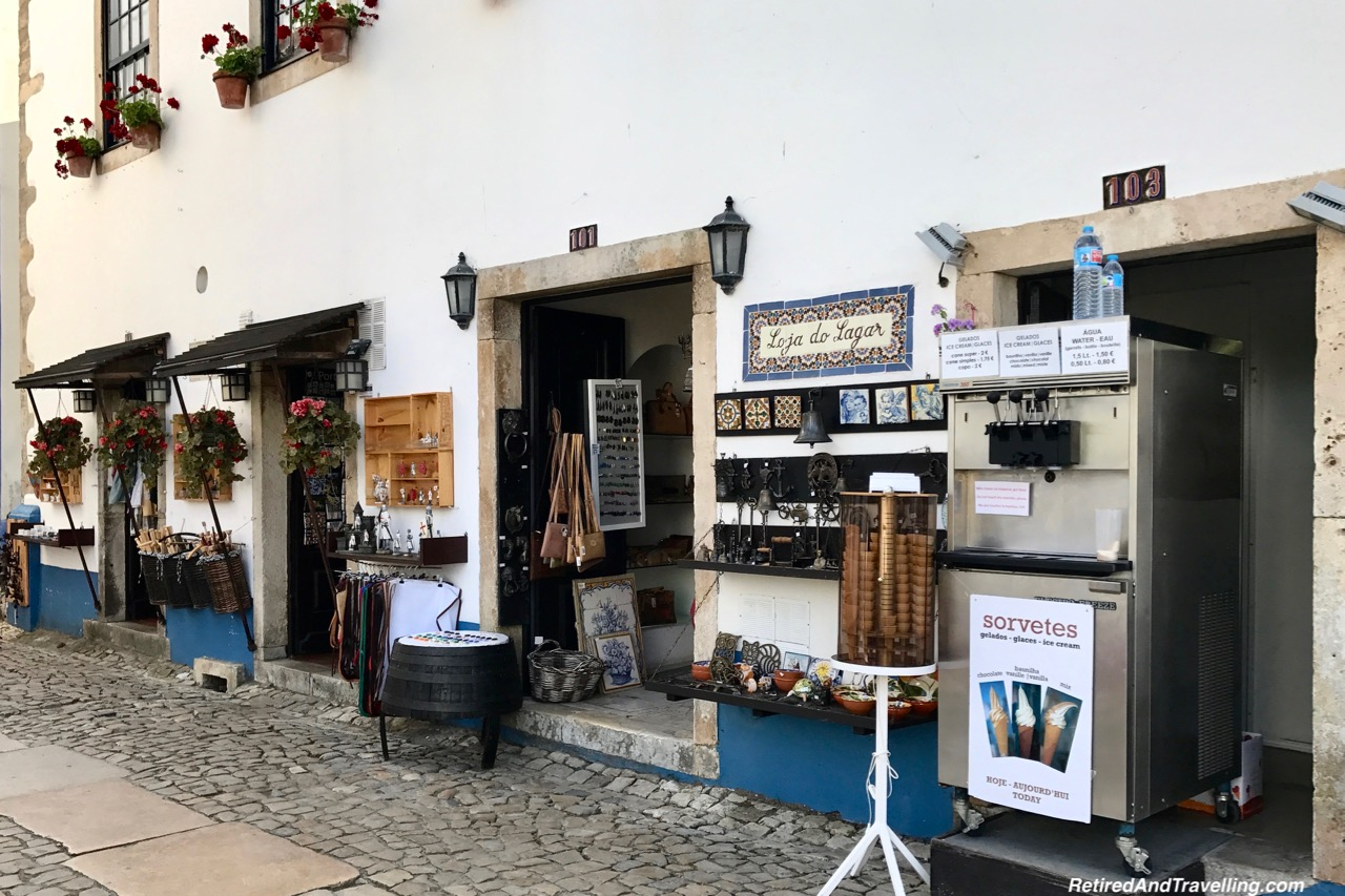 Streets and Stores - Stay In The Walled City of Obidos.jpg