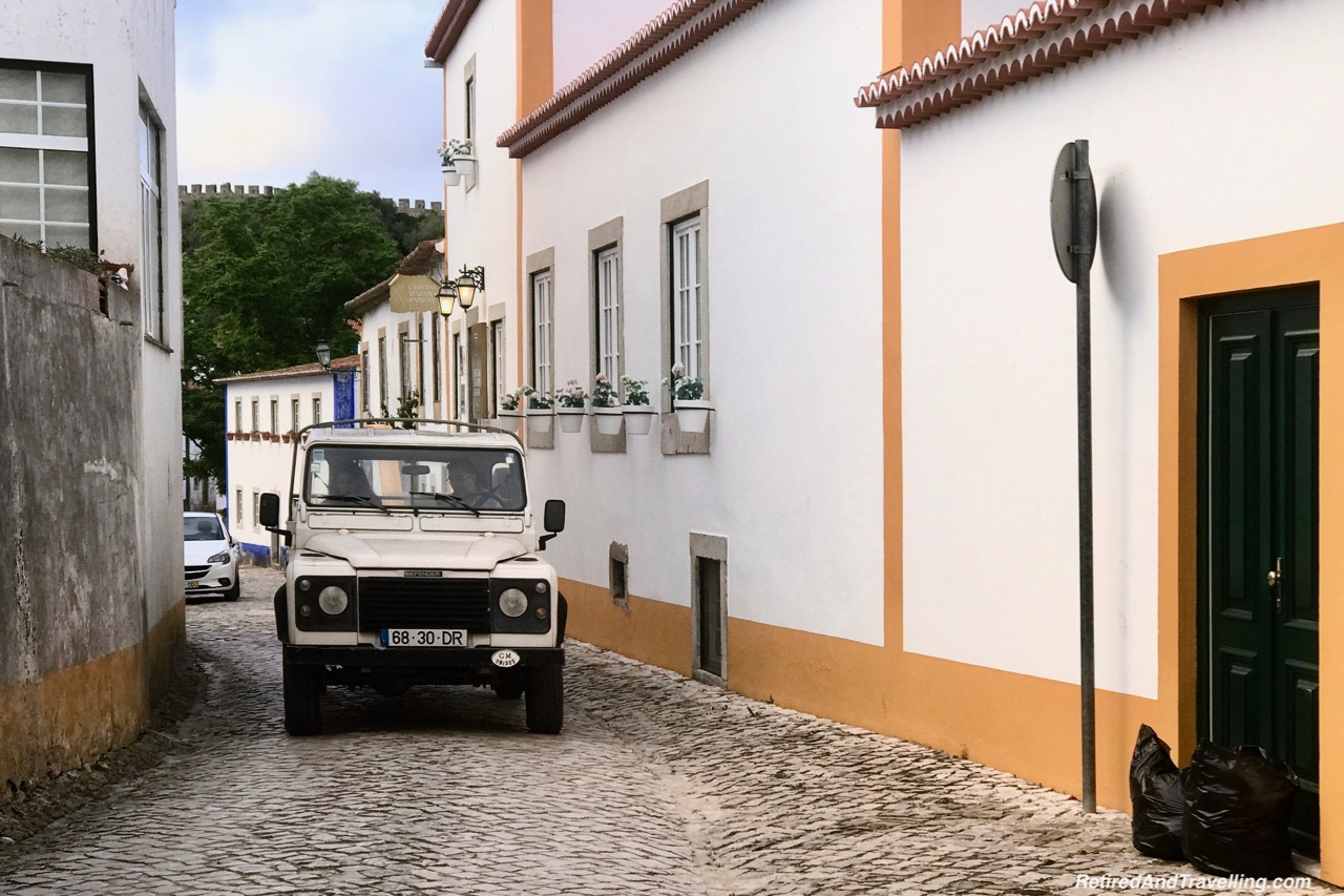Narrow Streets - Stay In The Walled City of Obidos.jpg