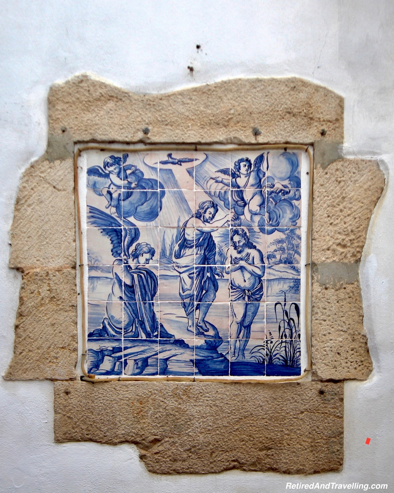 Portuguese Tiles - Stay In The Walled City of Obidos.jpg
