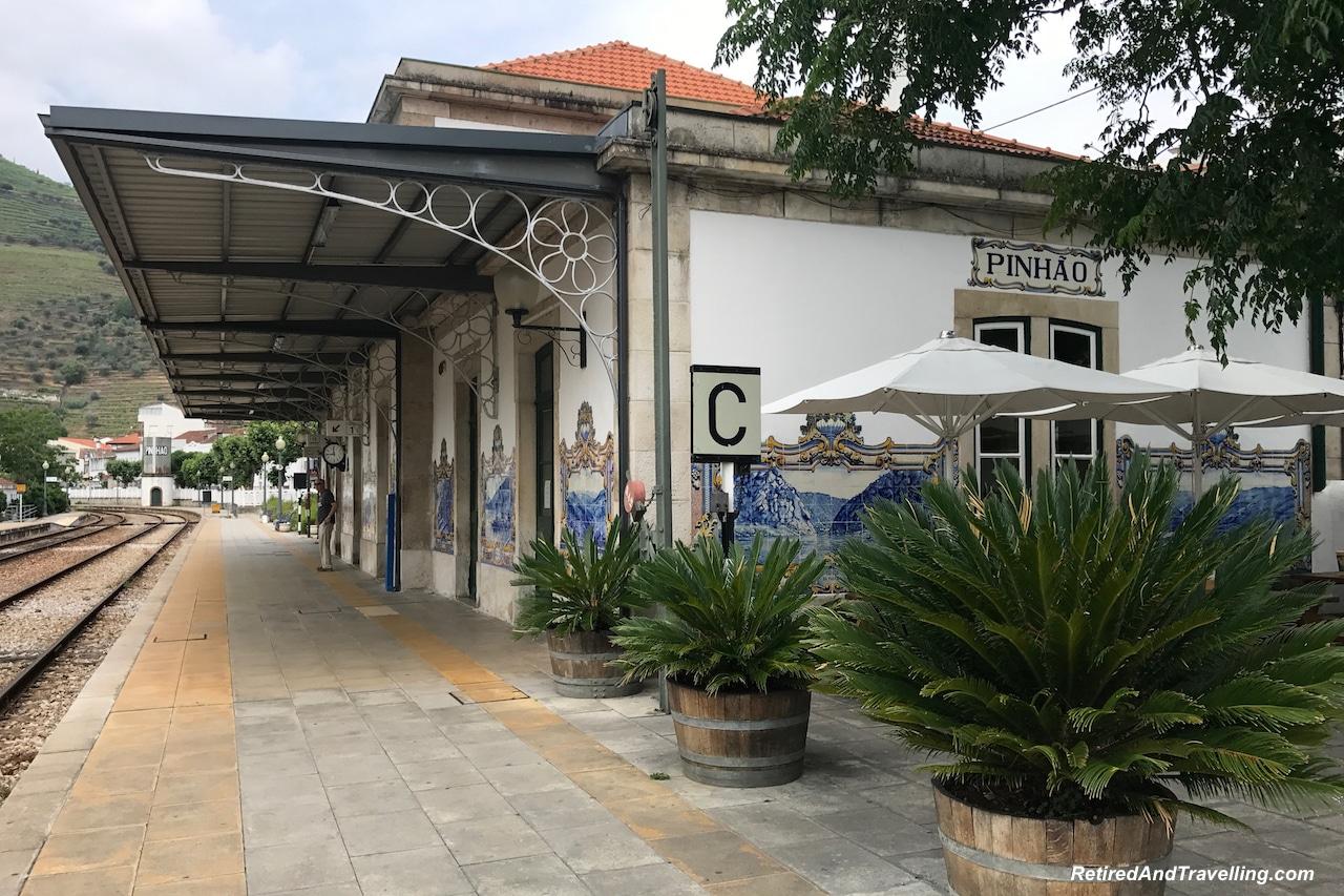 Pinhao Railway Station Tiles - Art Everywhere When We Walked Around Porto.jgp