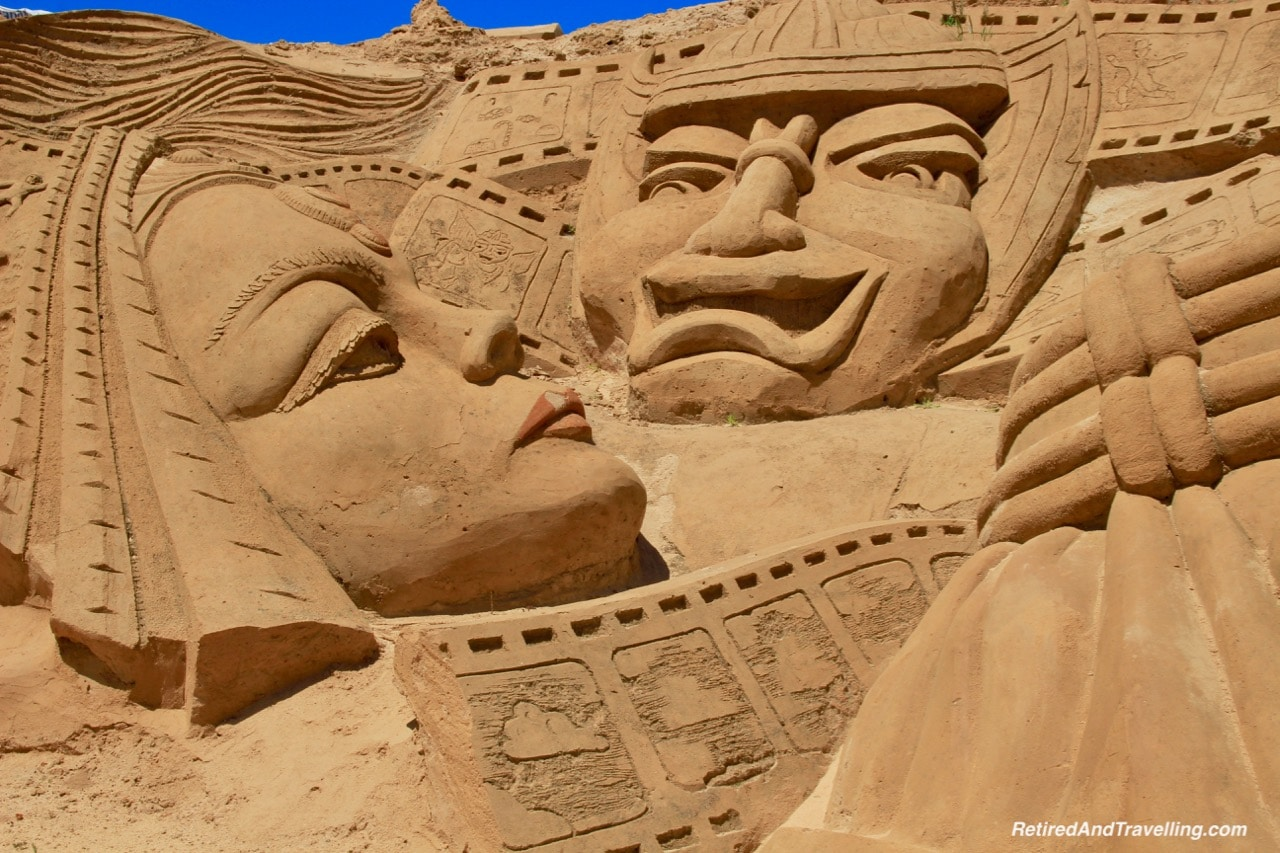Silent Movies Sand Sculpture Scene - Sand City Algarve.jpg