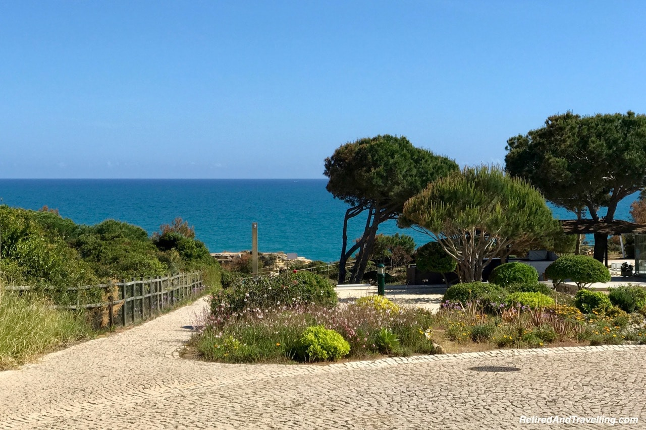 Alba Suites and Spa Grounds - View Of The Algarve Cliffs.jpg