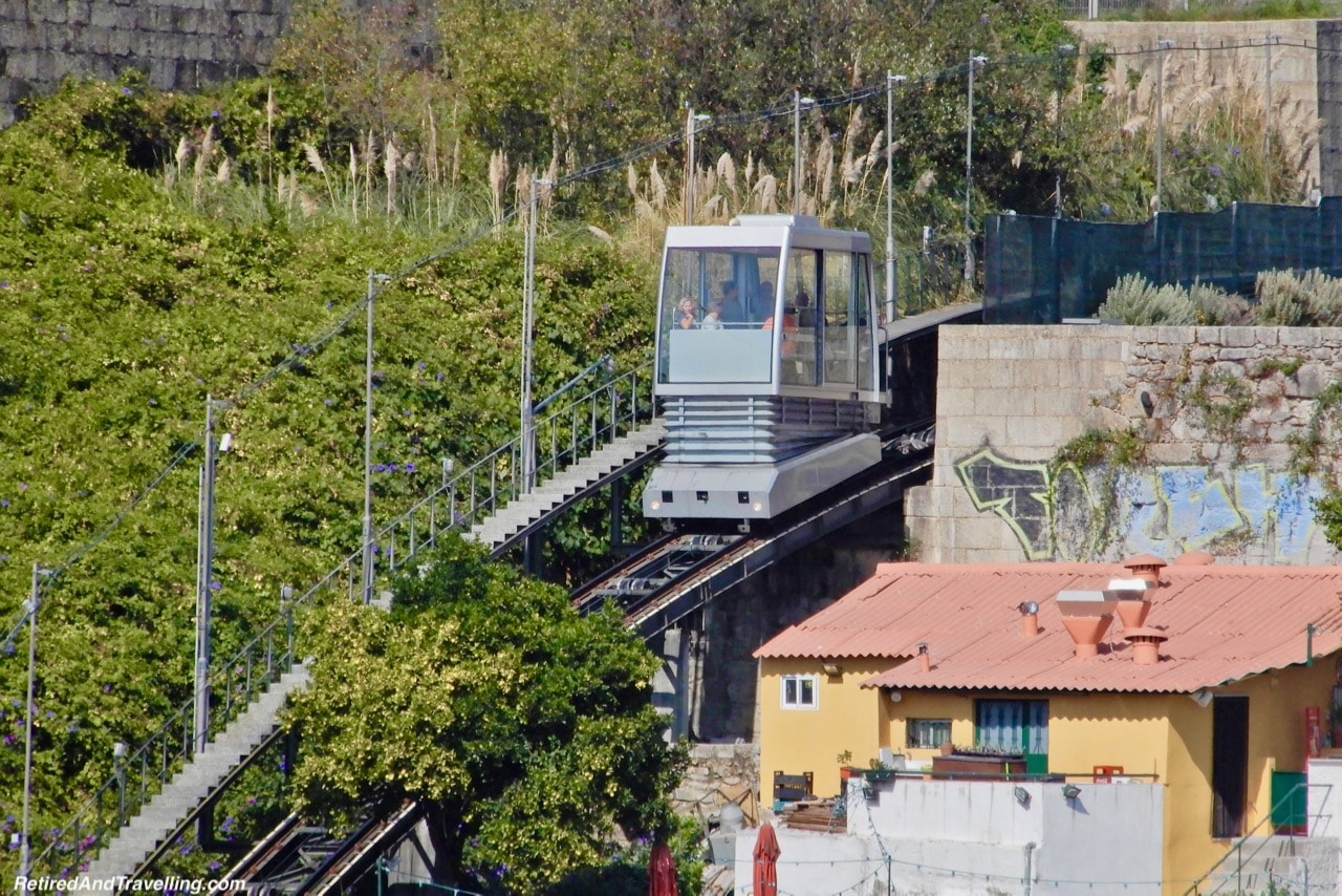 Luis I Bridge Funicular - Port Tasting In Porto.jpg