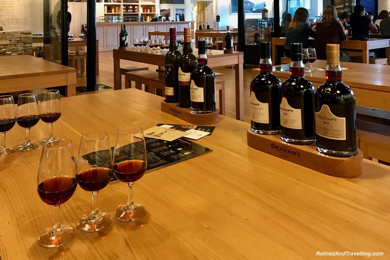 Group Tasting - Grahams Port Lodge View - Port Tasting In Porto.jpg
