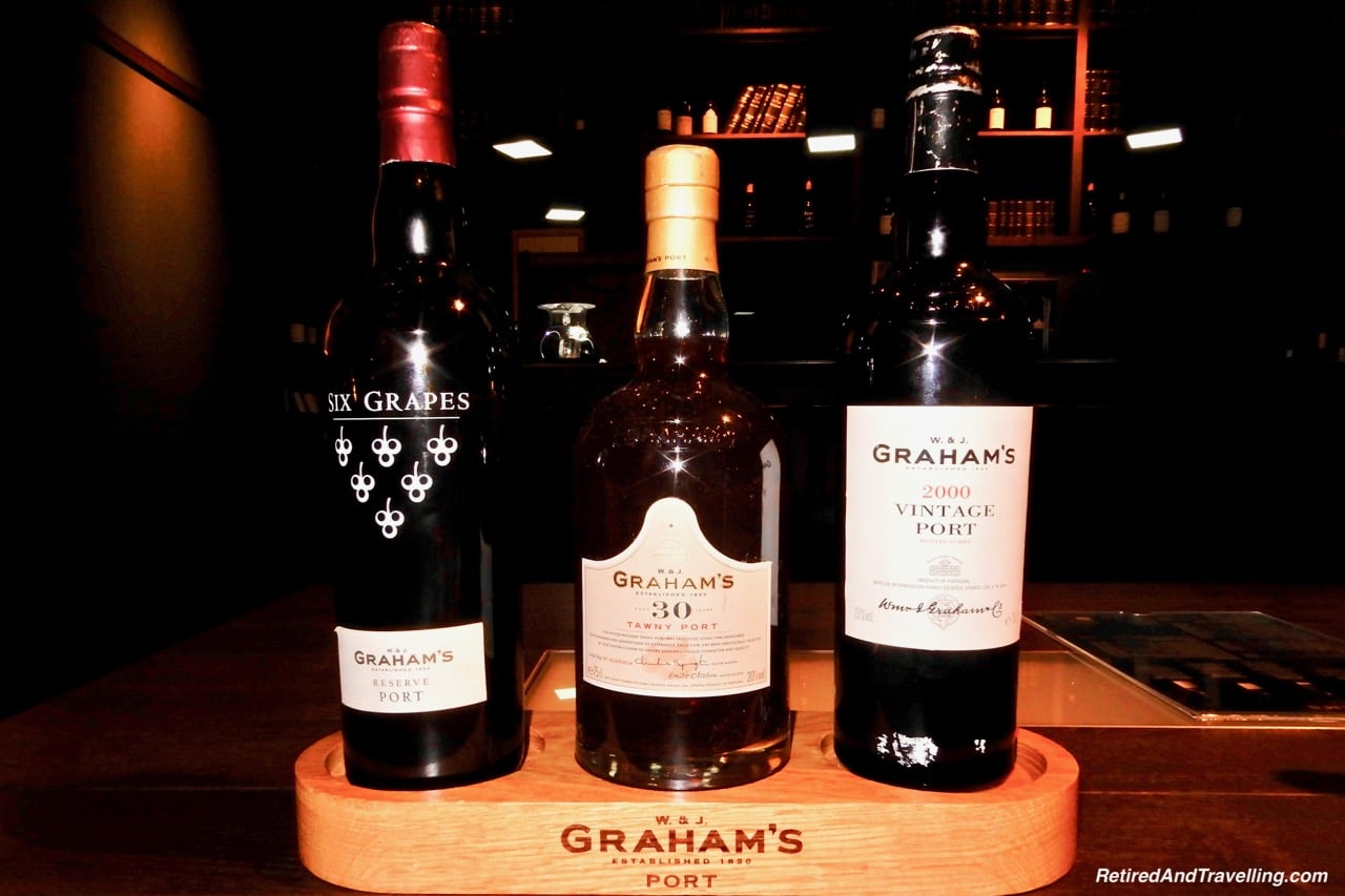 Port Varieties - Grahams Port Lodge View - Port Tasting In Porto.jpg