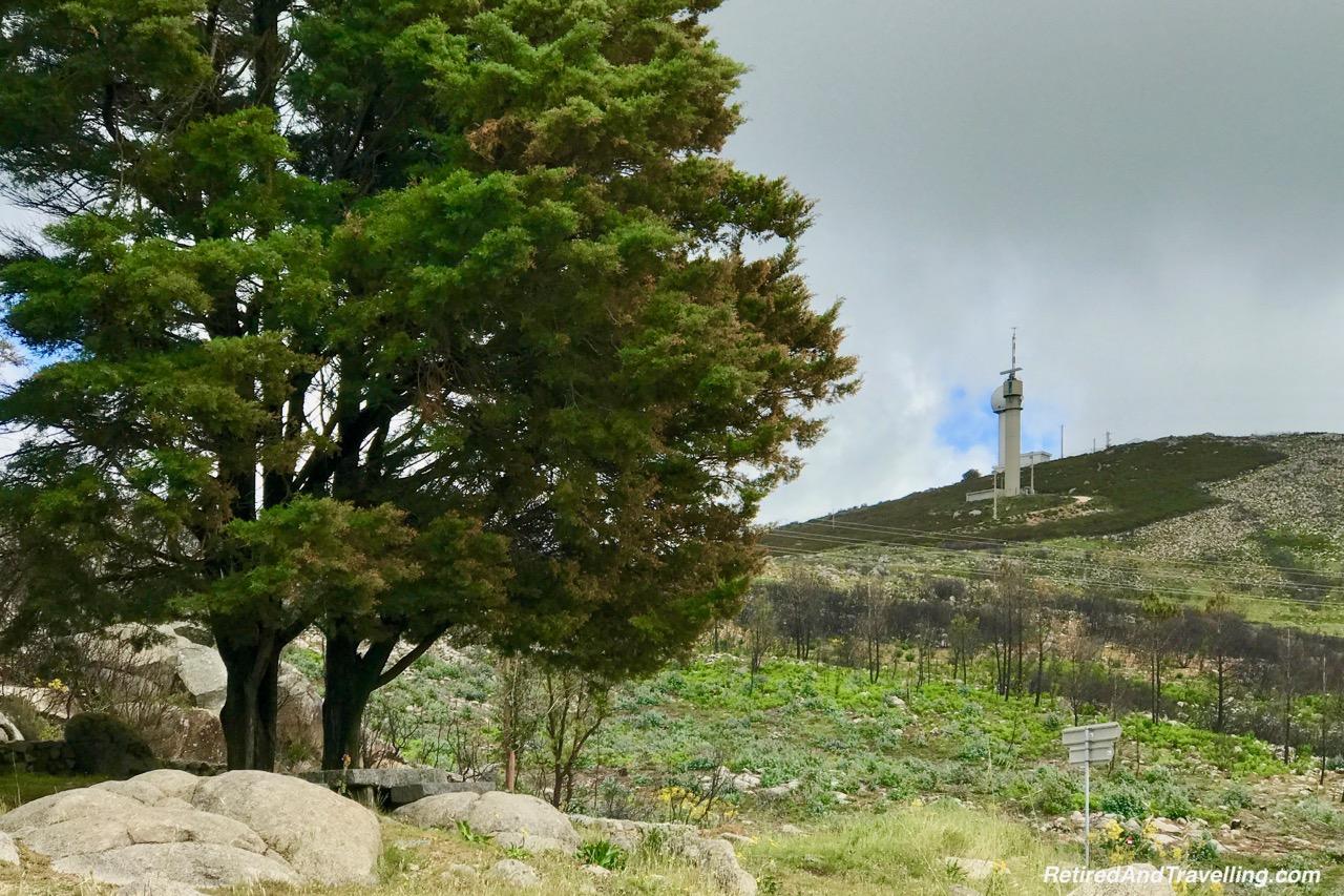Foia Miradouro View To Summit - Algarve Mountains at Monchique.jpg