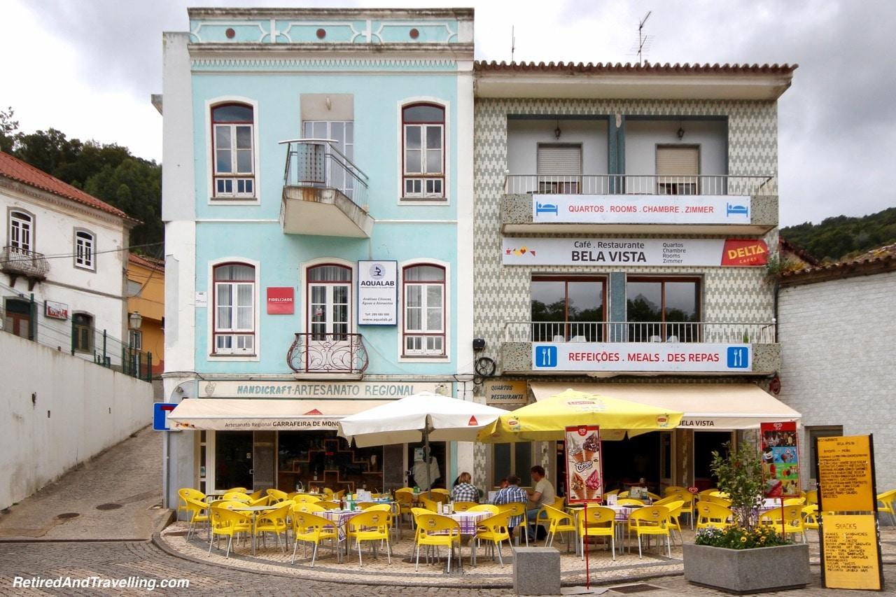 Restaurant in Monchique Village - Algarve Mountains at Monchique.jpg