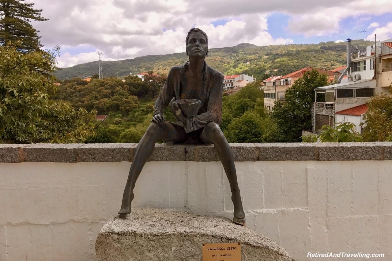 Mulhercom Cesto Statue in Monchique Village - Algarve Mountains at Monchique.jpg